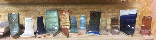 Graves Pottery Glaze Colors