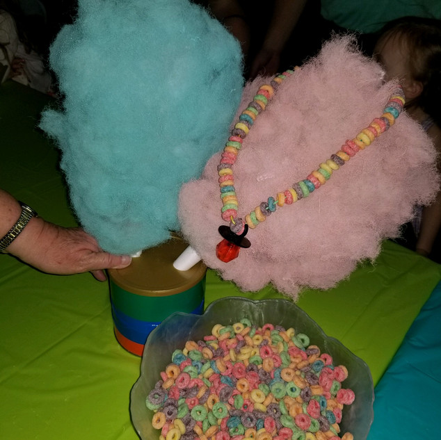 Daddy Daughter Candyland Dance 2019