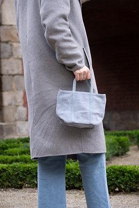 Mini Savannah Baby Blue Handbag - Jijou Capri