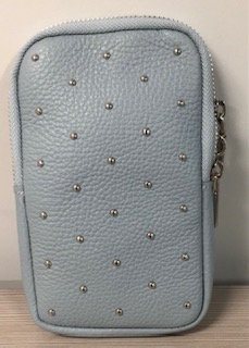 Leather Cellphone Case Studs