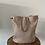 Thumbnail: Blush Liliana Bucket Studs Crossbody Bag - Jijou Capri