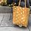 Thumbnail: Big Golden Dots Tote Bag