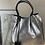 Thumbnail: James Vertigo Metallic Handbag