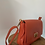 Thumbnail: Orange Bamboo Crossbody Bag - Jijou Capri