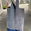 Thumbnail: Middle Cut Lana Leather Tote Bag