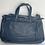 Thumbnail: Black Marcie Vintage Leather Handbag - Jijou Capri