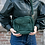 Thumbnail: Lou Suede Leather Crossbody Bag