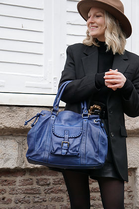 Jenn Leather Handbag