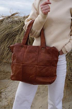 Olly Vintage Leather Handbag