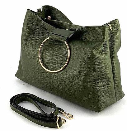Mami Leather Handbag