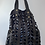 Thumbnail: Dark Brown Leaves Leather Handbag - Jijou Capri