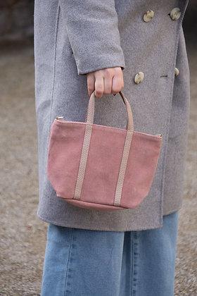 Mini Savannah Pink Handbag - Jijou Capri