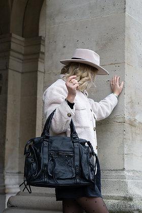Hana Vintage Leather Handbag