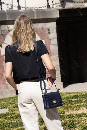 Bamboo Crossbody Bag
