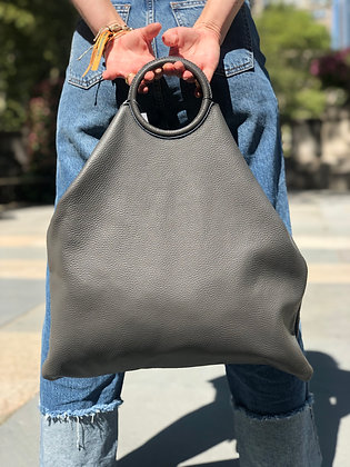 Montreal Total Leather Bag