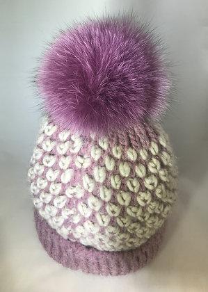 Beanie JJ47 Lavender - Jijou Capri