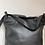 Thumbnail: Zaino Futura grained leather handbag