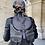Thumbnail: Zaino Intrecciate vintage Leather Backpack