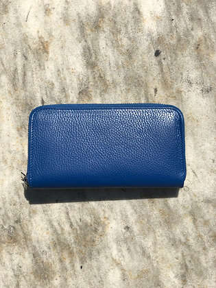 Wallet Kate Solid Royal Blue - Jijou Capri