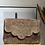 Thumbnail: Suzie Taupe Suede Leather Crossbody Bag - Jijou Capri