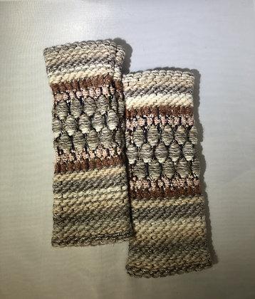 Woven Fingerless Gloves : 200583 Col 1 - Jijou Capri
