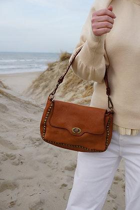 Odessa Vintage Leather Handbag