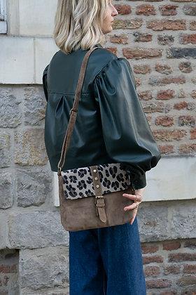 Tally Leather Crossbody Bag