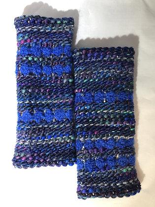Woven Fingerless Gloves : 200584 Col 5 - Jijou Capri