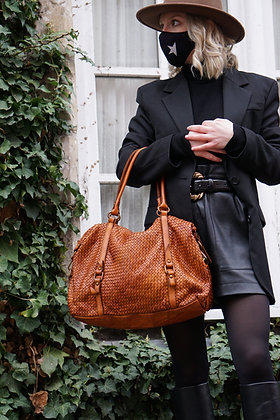 Adem Leather Handbag