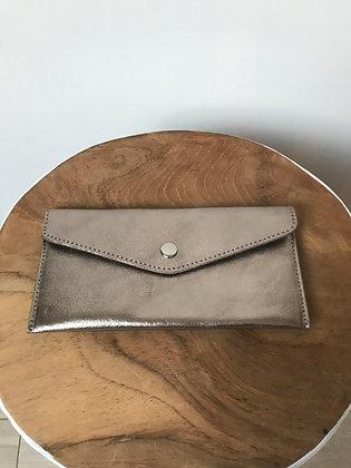 Wallet Bobo Metallic Bronze - Jijou Capri