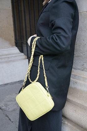 Yellow Stella Crossbody bag - Jijou Capri
