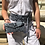 Thumbnail: Wallet Bobo Snake Blue 47 - Jijou Capri