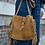 Thumbnail: Jill Suede Leather Crossbody Bag