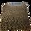 Thumbnail: JJ80 Scarf Brown - Jijou Capri