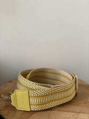 Ginette - Fabric Strap