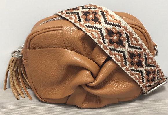 Gina Floral Strap Crossbody Bag