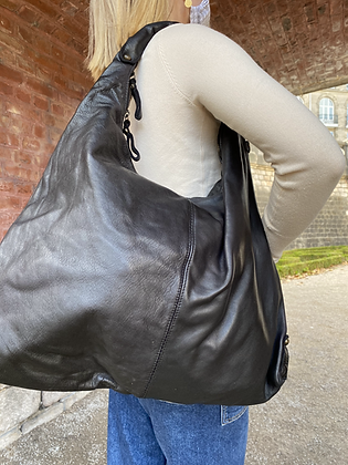 Stephanine Vintage Leather Handbag