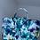 Thumbnail: Flowers Leather Handbag