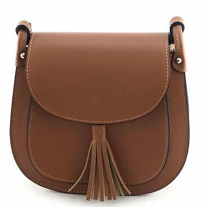 Arietty Leather Crossbody Bag