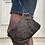 Thumbnail: Ziplet Vintage Leather Wallet