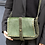 Thumbnail: Arles Suede Pony Leather Crossbody Bag