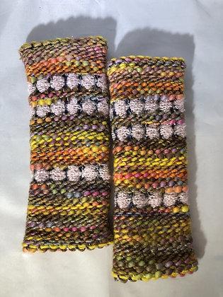 Woven Fingerless Gloves : 200584 Col 1 - Jijou Capri
