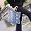 Thumbnail: Twiggy Snake Leather Handbag