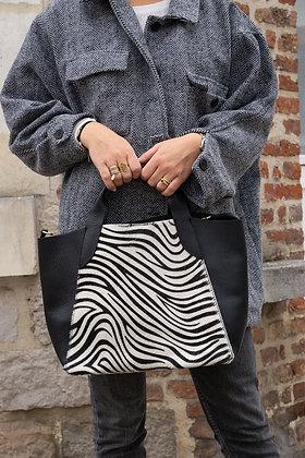 Cindy Pony leather handbag