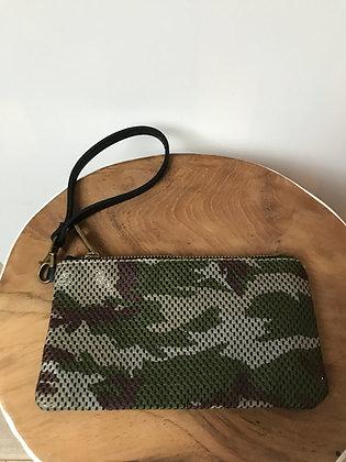 Army Ziplet Wallet - Jijou Capri