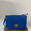 Thumbnail: Blue Bamboo Crossbody Bag - Jijou Capri