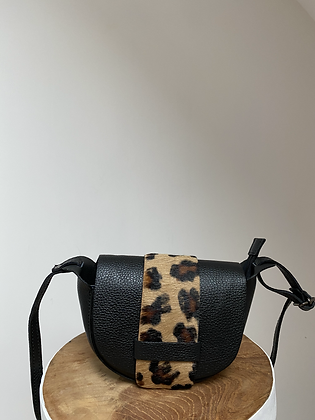 Big Cheetah Vivi Pony Crossbody Bag - Jijou Capri