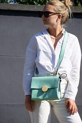 Aqua Monique Crossbody bag - Jijou Capri