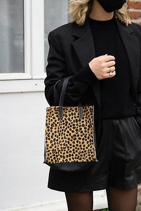 Mini Gerard Pony Leather Handbag