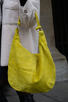 Yellow Sonya Handbag - Jijou Capri